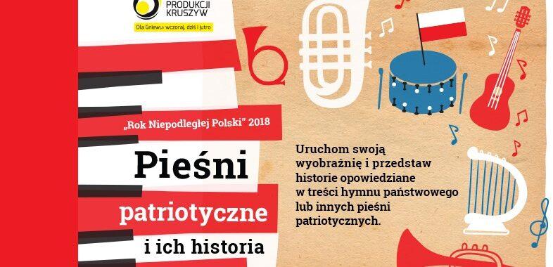 Nowy Konkurs Dla Dzieci Pt Pieśni Patriotyczne I Ich